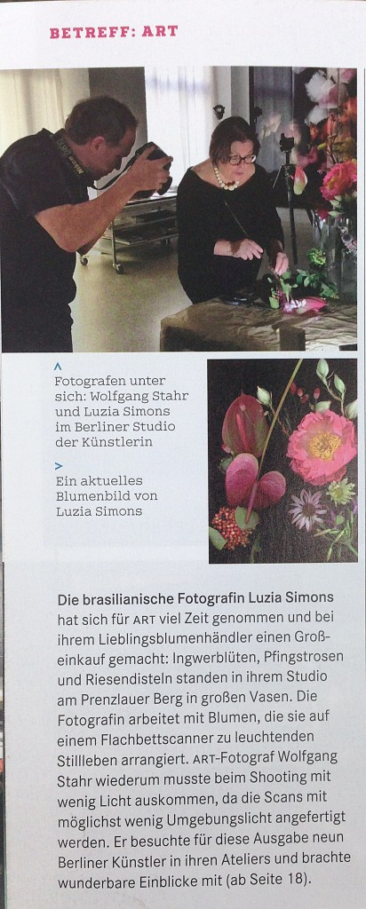 Art Magazin September 2016